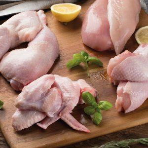 Pollo blanco
